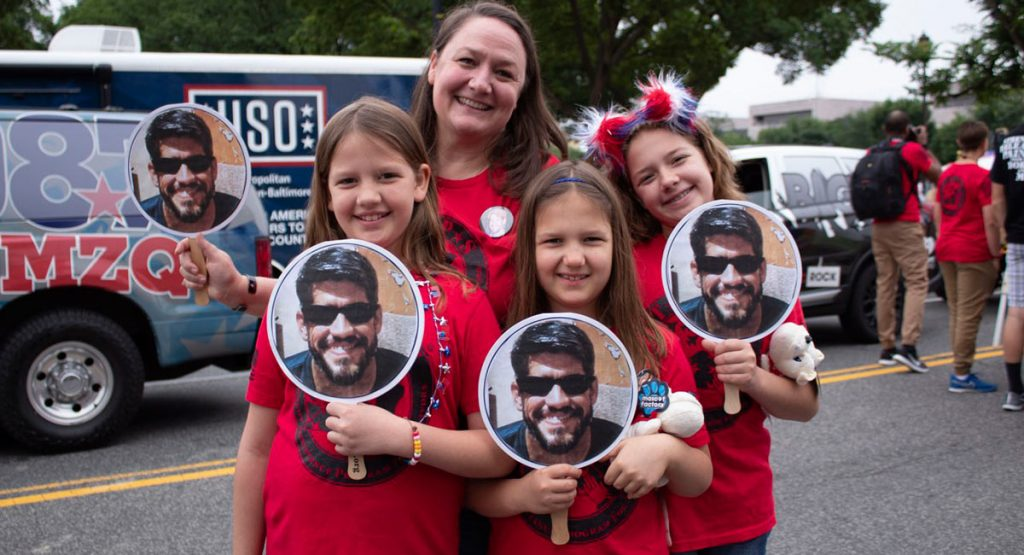 TAPS: Caring for Families of America's Heroes