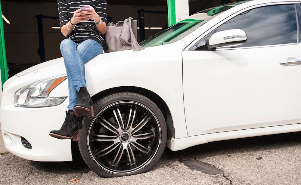 Flat Tire? Don't Stress