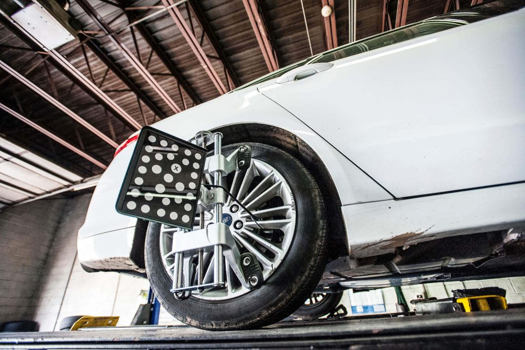 When to get your tires aligned