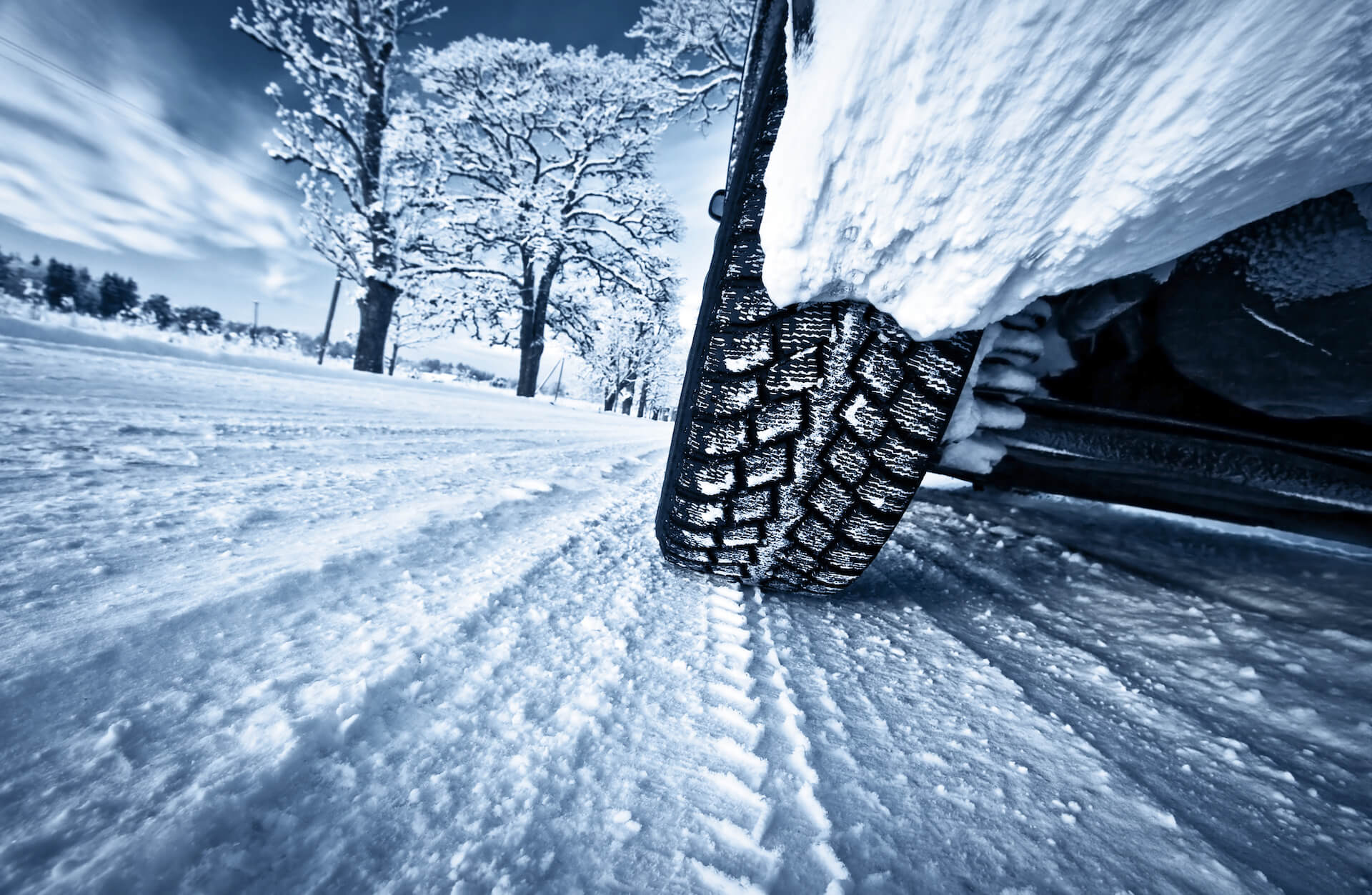 Winter and snow driving and tire safety tips